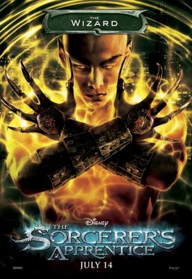 The Sorcerer's Apprentice movie poster (2010) poster MOV_2aaea028