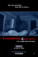 Paranormal Activity 4 movie poster (2012) picture MOV_2ab16963