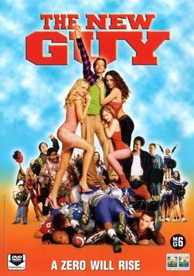 The New Guy movie poster (2002) poster MOV_2ab9c3ae