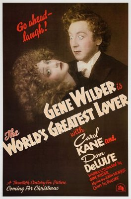 The World's Greatest Lover movie poster (1977) poster MOV_2ac87f26