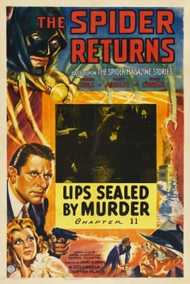The Spider Returns movie poster (1941) poster MOV_2ad5c5e8