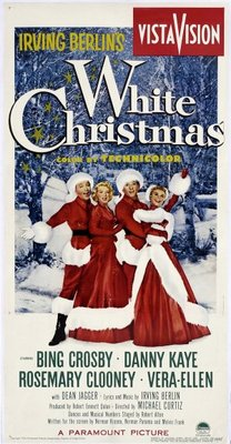 White Christmas movie poster (1954) poster MOV_2adaf2f3