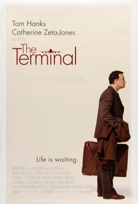The Terminal movie poster (2004) poster MOV_2adf94ae