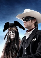 The Lone Ranger movie poster (2013) picture MOV_2ae187f4