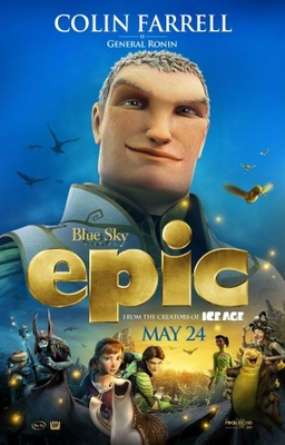Epic movie poster (2013) poster MOV_2ae1d801