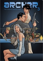Archer movie poster (2009) picture MOV_2ae86122