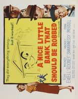 A Nice Little Bank That Should Be Robbed movie poster (1958) picture MOV_2ae8c5a2