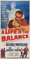 A Life in the Balance movie poster (1955) picture MOV_2ae9323c