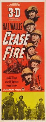 Cease Fire! movie poster (1953) poster MOV_2aea1450