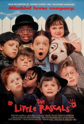 The Little Rascals movie poster (1994) poster MOV_2aeda923