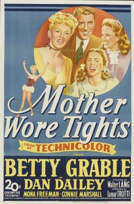 Mother Wore Tights movie poster (1947) poster MOV_2af1b4c2