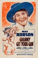 Granny Get Your Gun movie poster (1940) picture MOV_2af25c7c