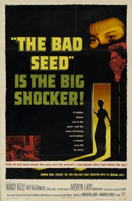 The Bad Seed movie poster (1956) poster MOV_2af31ab4