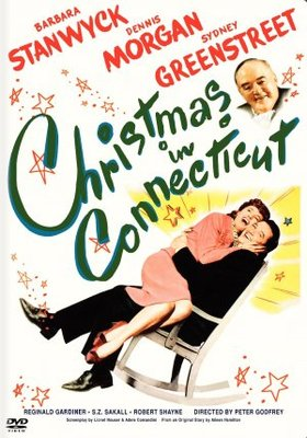 Christmas in Connecticut movie poster (1945) poster MOV_2af5fb4b