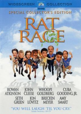 Rat Race movie poster (2001) poster MOV_2af6cebe