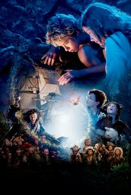 Peter Pan movie poster (2003) poster MOV_2af9e0a1