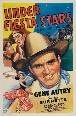 Under Fiesta Stars movie poster (1941) poster MOV_2afba807