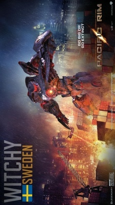 Pacific Rim movie poster (2013) poster MOV_2afe3c28