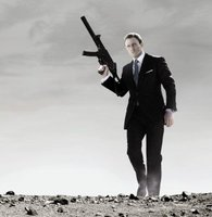 Quantum of Solace movie poster (2008) picture MOV_2b019abc