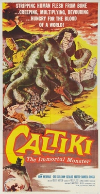 Caltiki - il mostro immortale movie poster (1959) poster MOV_2b04af12