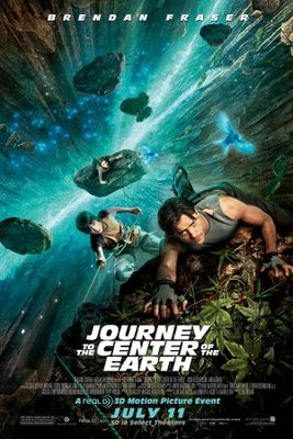 Journey to the Center of the Earth movie poster (2008) poster MOV_2b04c5ab
