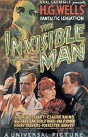 The Invisible Man movie poster (1933) picture MOV_2b056a3f