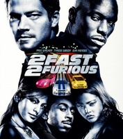 2 Fast 2 Furious movie poster (2003) picture MOV_2b07b556