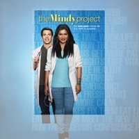 The Mindy Project movie poster (2012) picture MOV_2b110e8b