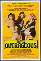 That's Outrageous movie poster (1983) picture MOV_2b13a1b4