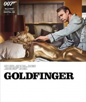 Goldfinger movie poster (1964) picture MOV_2b1423c3
