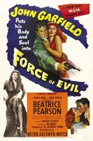 Force of Evil movie poster (1948) picture MOV_2b148b99
