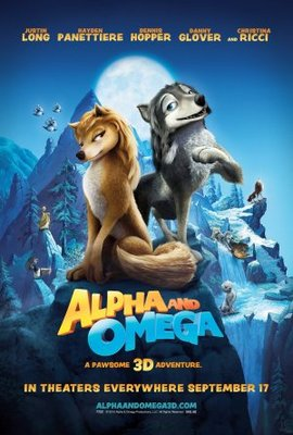 Alpha and Omega movie poster (2010) poster MOV_2b1812dd