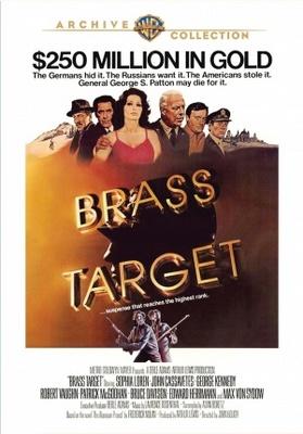 Brass Target movie poster (1978) poster MOV_2b18dbc4