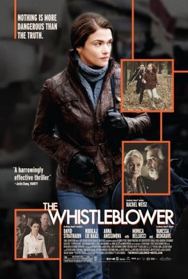 The Whistleblower movie poster (2010) poster MOV_2b287207