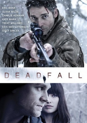 Deadfall movie poster (2012) poster MOV_2b2f8262