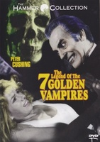 The Legend of the 7 Golden Vampires movie poster (1974) picture MOV_2b2ff1d3