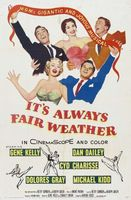 It's Always Fair Weather movie poster (1955) picture MOV_2b318751