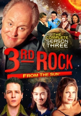 3rd Rock from the Sun movie poster (1996) poster MOV_2b3208f2