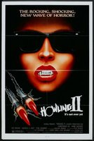 Howling II: Stirba - Werewolf Bitch movie poster (1985) picture MOV_2b32659c