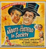 In Society movie poster (1944) picture MOV_2b366d5e