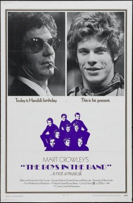 The Boys in the Band movie poster (1970) poster MOV_2b3dcd26