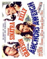 Anchors Aweigh movie poster (1945) picture MOV_2b41bd84