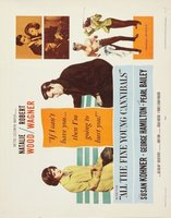 All the Fine Young Cannibals movie poster (1960) picture MOV_2b42e0e7