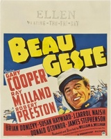 Beau Geste movie poster (1939) picture MOV_2b5d0268