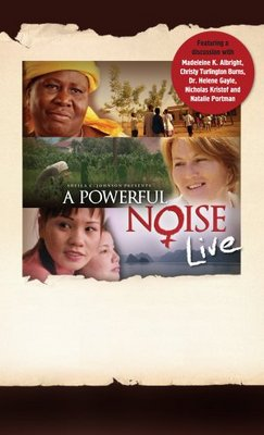 A Powerful Noise movie poster (2008) poster MOV_2b5df4e6