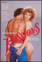 Passions movie poster (1985) picture MOV_2b5fb3b7