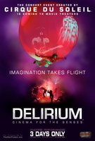 Cirque du Soleil: Delirium movie poster (2008) picture MOV_479a185a