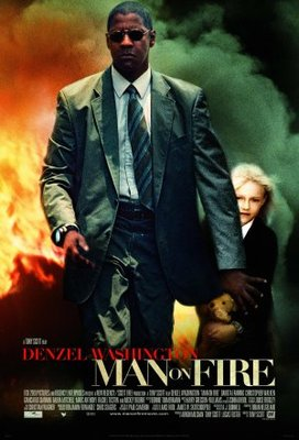 Man On Fire movie poster (2004) poster MOV_2b632e16