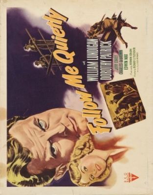 Follow Me Quietly movie poster (1949) poster MOV_2b68dd20