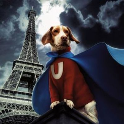 Underdog movie poster (2007) poster MOV_2b69a8d2